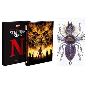 Livro N. Stephen King + Candyman - Darkside Ed Colecionador