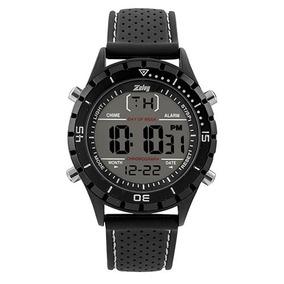 Reloj Zelvy Gdw10-050 Negro Dama Pv