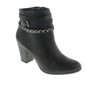 b8681a1a65d3e Bota Ankle Boot Feminino Via Marte 17 3703 (frete Grátis) - Calçados ...