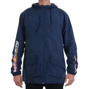 Jaqueta Red Bull Windbreaker Dynamic Marinho 8b718c2f35b29