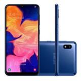 Smartphone Samsung Galaxy A10 Tela Infinita 6.2