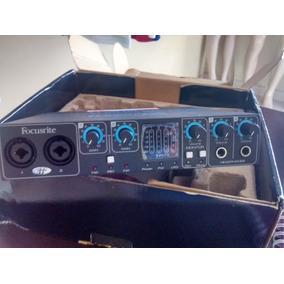Interface Saffire Pro 24dsp