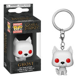 Funko Pop! Keychain: Game Of Thrones - Ghost (34910)