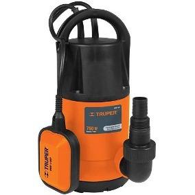 Bomba Sumergible Agua Limpia 1/2 Hp Truper 12601