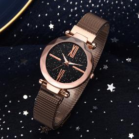 4b09d7cec852 Reloj Magnetico Mujer Rosa - Joyas y Relojes en Mercado Libre México
