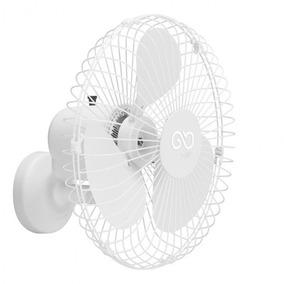 Ventilador De Parede 50cm Bivolt V50pbrrb Branco - Goar