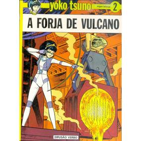 *sll* Gibi - Yoko Tsuno A Forja De Vulvano - Difusão Verbo