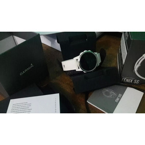 Relógio Garmin Fenix 5s Carrara Branco