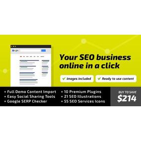 Seo Wp: Tema Wordpress Para Marketing Digital, Mídias Sociai