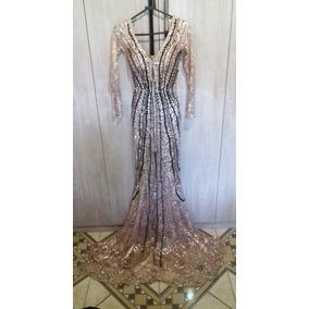 Vestido De Gala Miss