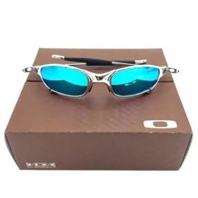 88c807f738 Óculos Oakley Juliet Cromado Lente De Sol - Óculos no Mercado Livre ...