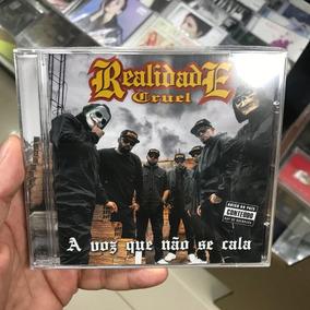 Realidade Cruel - A Voz Que Nao Se Cala (cd) Rap Nacional