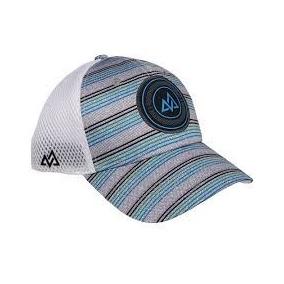 Tri Flex Patch Hat Blue Stripe