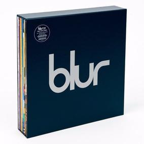 Blur 21 The Vinyl Box ( 7 Viniles 2012 )