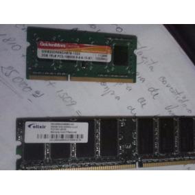 Memorias Ram Para Pc Y Lapto