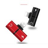 Envío Gratis 2 In 1 Lightning Adapter Splitter Iphone 7/8/x