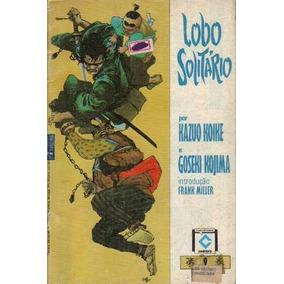 Gibi Lobo Solitário N° 9 Editora Cedibral Raridade