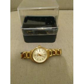 5809c3779fa95 Relógio Fóssil Feminino Riley Prata E Dourado Rose Es2787 - Relógios ...