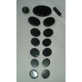 Piedras De Mármol Negro Para Masaje