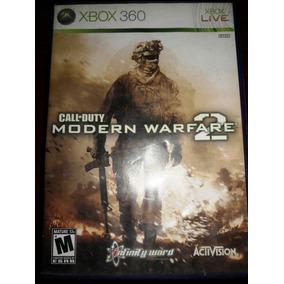 Call Of Duty Modern Warfare 2 Xbox 360 Original Mídia Física