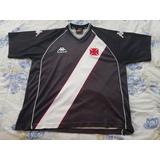 Camisa Vasco Kappa 2001 - Esportes e Fitness no Mercado Livre Brasil 607a9ac7404a2