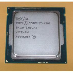 I7 4790 Turbo 4.0ghz 1150 Melhor Q 4770 4785t I5 4690k 4670k