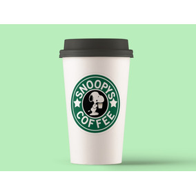 92dbd1a6ced Taza Vaso Tipo Starbucks Cerámica Snoopy. Envió Gratis