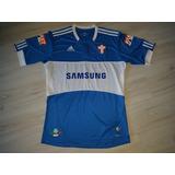 Camisa Azul Palmeiras Cruz Savoia - Camisas de Times de Futebol no ... e6f9d6e319369