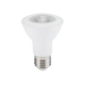 Lampada Led Par20 7w Bivolt Branco Quente 3000k 20 Peças