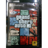 Playstation 2 Gran Theft Auto 3