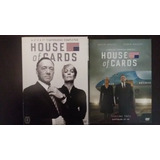 House Of Cards - Netflix - As Três Primeiras Temporadas!!!!!