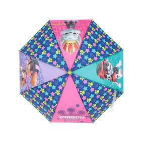 Paraguas Con Diseño Gráfico Paw Patrol Para Niña