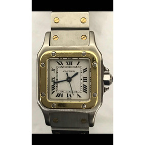 dd533500b50 Relogio Cartier Santos Dumont (réplica 100% Fiel) - Joias e Relógios ...