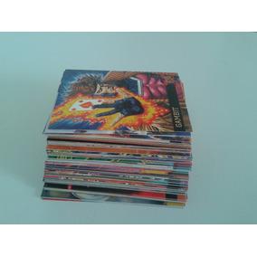 Cards X-men 1994/1995 Fleer Ultra ( Lote 84 Cards)