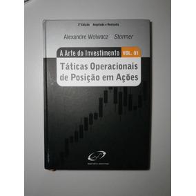 Livro Táticas Operacionais De Posição Em Ações Autor Wolwacz