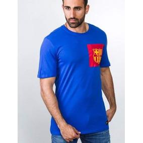 Playera Casual Marca Nike Modelo Barcelona
