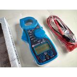 Pinza Amperimetrica Multimetro Digital Tester Mt87