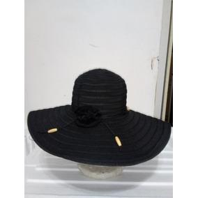 Sombreros Capelinas - Indumentaria Antigua Antiguos en Mercado Libre ... 8afea3d616b