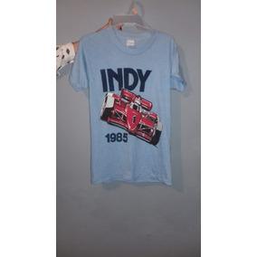 Playera Indy Indianapolis Vintage De 1985 Antigua