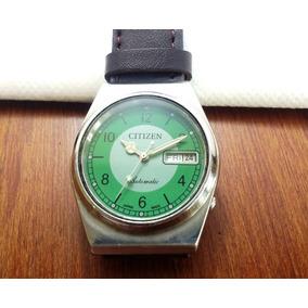 bf50f8cd850 Citizen Hora Mundi Fundo Verde - Relógios De Pulso no Mercado Livre ...