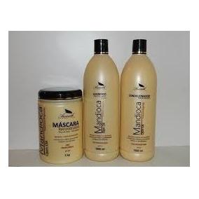 0024ca6ace Aramath Cosmetico Mandioca - Produtos de Cabelo no Mercado Livre Brasil