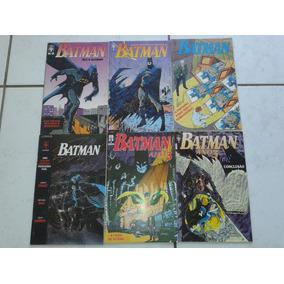 Batman Formato Americano ( Lote 05 Gibis )