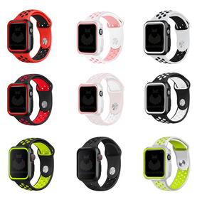 6eab18cafdb Pulseira + Case Nike Sport Apple Watch 42mm 38mm 40mm 44mm