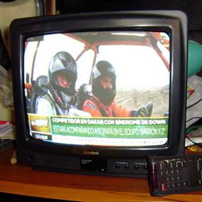 Televisor 14 Admiral Atv-1350 Con Control (somos Tienda)