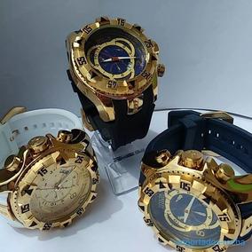 0f3323be2b9 Kit 3 Relogio Masculino Atacado - Relógios no Mercado Livre Brasil