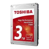 Disco Duro Interno Toshiba 3tb 3 Teras