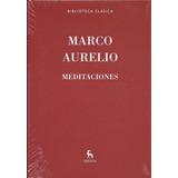 Marco Aurelio - Meditaciones - Gredos Nuevo Tapas Duras