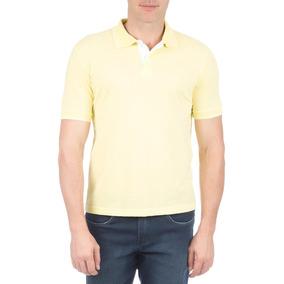 d0a21d3c9 Camisa Polo Colombo Masculina Com Detalhe Amarela 43902