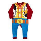 Pijama Niños Enterito Polar Disney Toy Story Woody Manias