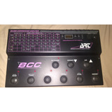 Pedalera Para Bajo Bcc (bass Command Center)